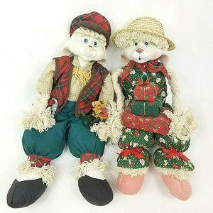 Vtg House Of Lloyd Grandpa Lloyd Porcelain Rabbit